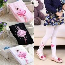 Kids  Baby  Girls Tights Ballet Stockings Warm Pantyhose Pants Hosiery S... - $7.69