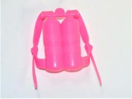 Barbie Doll Ocean Friends Scuba Tank Pink - $5.94