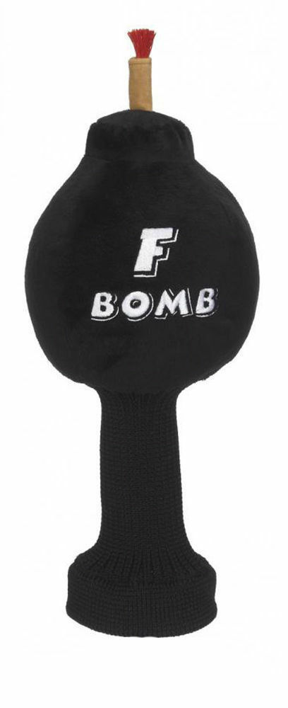 Primary image for F-Bomb 460cc Driver Cover  Creative Covers