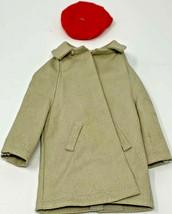 Vintage Ken Doll Clothes Rally Day #788 Coat Cap 19-2822E - $14.20