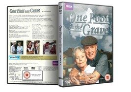 BBC DVD - One Foot In The Grave Series 6 DVD - $20.00