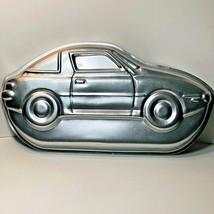 Wilton Sports Car Cake Pan Jello Mold 1979 Aluminum 502-1948 Bakeware 17... - $10.88