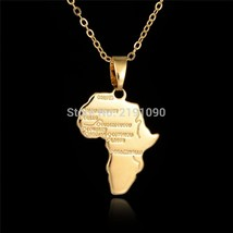 2019 Women Fashion Hip Hop Charm African Jewelry Women/Men Gift Trendy Africa Ma - $8.10