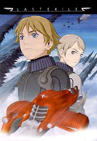 Last Exile: Discovered Attack Vol. 03 DVD Brand NEW!