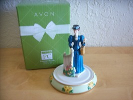 "Avon 2008 President's Club ""Mrs. P.F.E Albee"" Figurine with Base - $20.00"