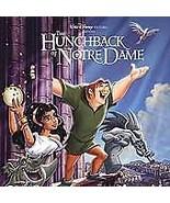 The Hunchback of Notre Dame [Original Soundtrack] by Alan Menken (CD,... - $5.89