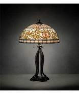 Tiffany Style Autumn Leaf Table Lamp - $1,075.14