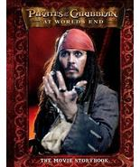 """""""PIRATES OF THE CARIBBEAN; AT WORLD'S END"""" STORYBOOK - $3.89"""