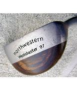 Vintage Northwestern Westchester 97 Compound Mallet Putter Very Rare!  - $74.64