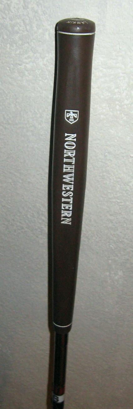 Vintage Northwestern Westchester 97 Compound Mallet Putter Very Rare!