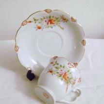 Vintage Merit China Demitasse Cup & Saucer made in Japan - $16.00