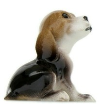 Hagen Renaker Miniature Dog Beagle Puppy Ceramic Figurine