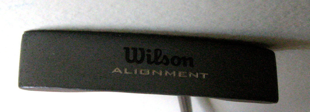 Wilson Alignment  Putter LIKE NEW!