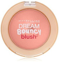 MAYBELLINE DREAM BOUNCY BLUSH ROSE PETAL 15 NEW SEALED - $2.99