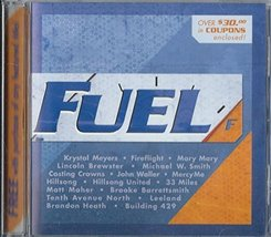 FUEL by Various Artists CD