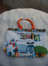 NWT/WALT Disney WORLD/DISNEY/CANVAS/TOTE BAG/2014 - $25.00