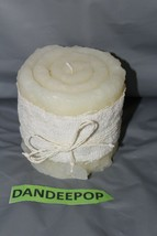 "Handmade Europa Candle 100% Refined Paraffin Wax 4"" - $19.79"
