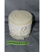 """Handmade Europa Candle 100% Refined Paraffin Wax 4"""" - $19.79"""