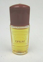 OPIUM Yves Saint Laurent Eau de Toilette EDT Women Miniature 7.5ml/.26oz  - $9.55