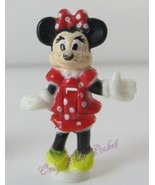 1995 Polly Pocket Mfr Disney Doll Minnie Surprise Party - Minnie Mouse - $5.00