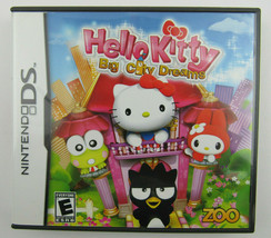 Hello Kitty: Big City Dreams Zoo Games (Nintendo DS, 2008) Complete - $11.95