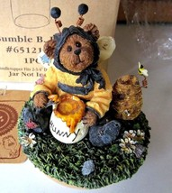"""Boyds Candle Topper """"Bumble B. Bee"""" #651217-1 - Resin~ New- Retired - $29.99"""