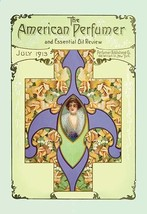 American Perfumer and Essential Oil Review, July 1913 - Art Print - $19.99+