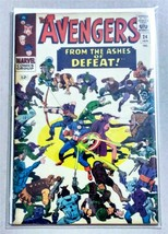 The Avengers #24 Silver Age Collectible Comic Book 1966 Marvel Comics! - $35.99