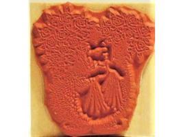 "Penny Black-Wood Mounted Rubber Stamp-""Sweet Hedgehog""-482D  image 2"
