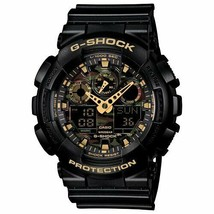 Casio G-Shock World time Analog-Digital Multi-Colour Dial Men's Watch - $160.40
