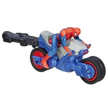 Marvel Spider-Man Spider Cycle  - $32.61