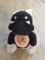 2011 NY Yankees Official MLB Team Stuffed Plush Bulldog - Brand New with... - $15.00