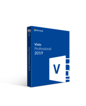 Microsoft Visio 2019 Professional Official Download - $24.99