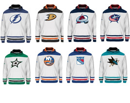 Boy's 8-20 NHL Double Minor Hoodie Pullover Hooded Fleece Sweatshirt Hockey NEW