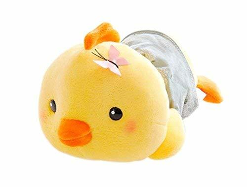 Primary image for PANDA SUPERSTORE Creative Cute Chick Lying Posture Doll Mascot Plush Toys Blue G