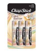 1Pcs/3count Cake Batter Flavor, Flavored Lip Balm Set 0.15 Ounce Each - $13.99
