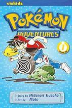 Pokémon Adventures, Vol. 1 (2nd Edition) (Pokemon) Used English Manga - $9.99
