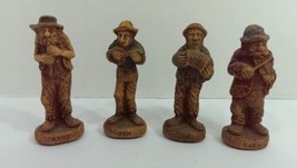 Vintage 1940's Syroco Hillbilly Country Men Peddlers Folk Art Mountain Men - $21.95