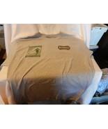 Men's Bushmills Michael Sneath Memorial Seven's Rugby Gray T-shirt Medium - $14.84