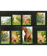 Australia Pets 1996 Scott# 1558-1565 Used - $2.98