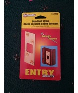 "Prime Line E 2235 High Security Deadbolt Strike, 1-1/4"" x 3-5/8"" (DP3) - $8.25"