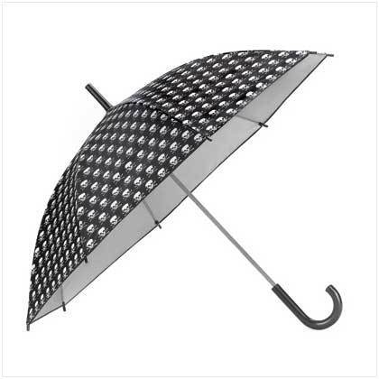 Skull And Crossbones Umbrella