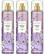 3-Pack Bath Body Works FRESH CUT LILACS Fine Fragrance Mist Spray 8 fl.oz - $34.60