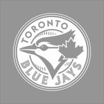Toronto Blue Jays MLB Team Logo Color Vinyl Decal Sticker Car Window Wall - $9.64+
