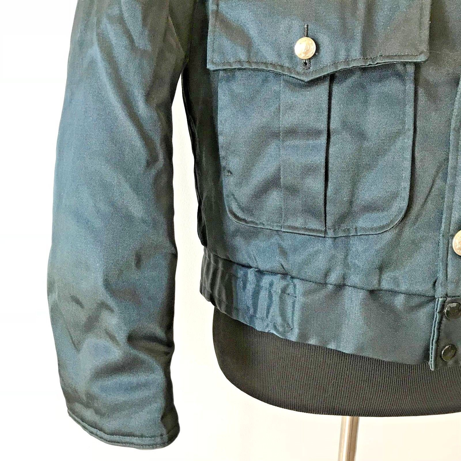 00479a596 Vintage Tuffy ANR Blue Police Coat Jacket and 35 similar items