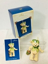 2005 Gift Bearers #7 Pear Tree Hallmark Christmas Tree Ornament Box W Tag - $9.41