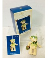 2005 Gift Bearers #7 Pear Tree Hallmark Christmas Tree Ornament Box W Tag - $9.41