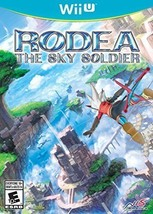 Rodea the Sky Soldier - Wii U [Nintendo Wii U] - $37.72