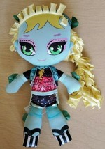"""Monster High Plush Doll 10"""" Freaky and Fabulous - $7.72"""