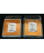 """SET OF 2 CK Products Foil Candy Wrappers, 4"""" x 4"""" Orange 125-Pack NEW Ha... - $12.85"""